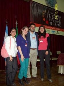 congresoregionalestudiantesturismo2009-Tucumán